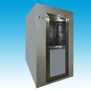 Air Shower with Automatic Induction